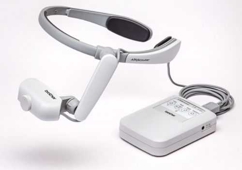 Brother - AiRScouter WD-200B