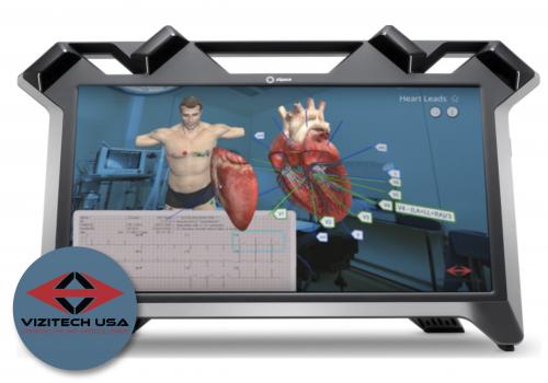 Vizitech - Virtual ECG