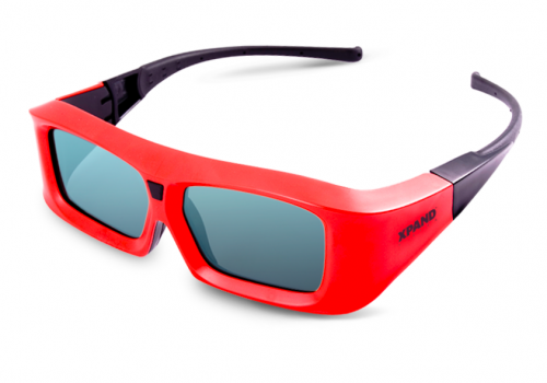 XPAND - Infinity 3D Glasses