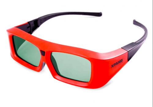 XPAND - Pi Cinema 3D Glasses