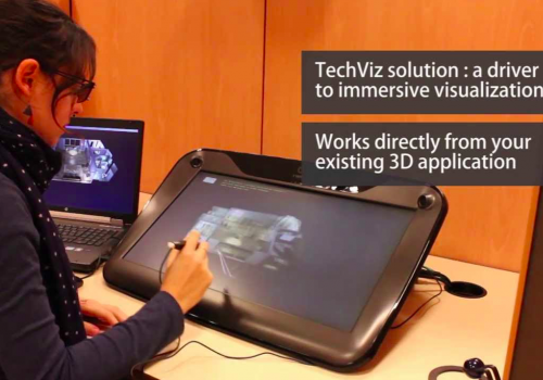 TechViz - TechViz for zSpace