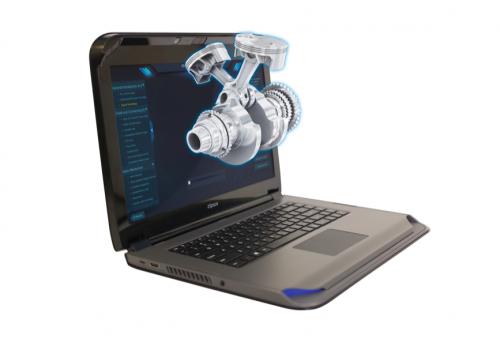 zSpace - Laptop